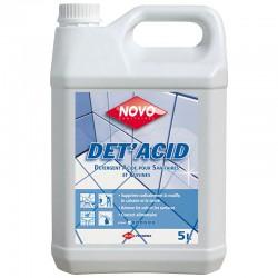 Nettoyant détartrant acide...
